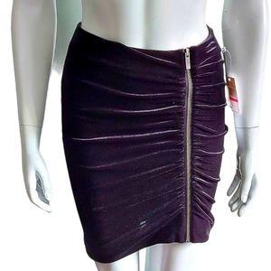 NEW! 1. State Velvet Skirt